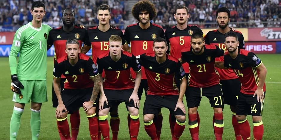 Classement FIFA: les Diables grimpent de 4 places