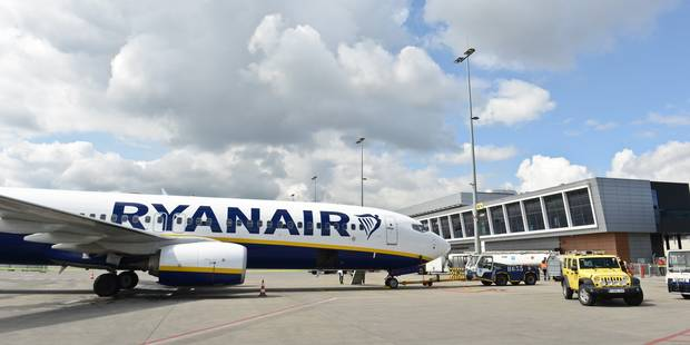 Ryanair annonce six nouvelles liaisons au départ de Charleroi - La DH