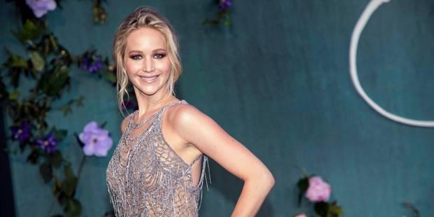 Jennifer Lawrence, son retour gagnant sous les flashs - La DH