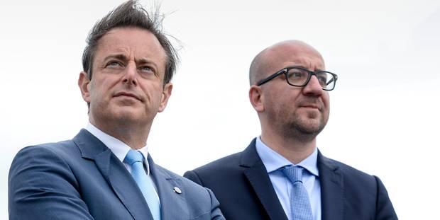 """Réforme des pensions : selon le PS, Charles Michel est rappelé à l'ordre par """"le bourgmestre d'Anvers"""" - La DH"""