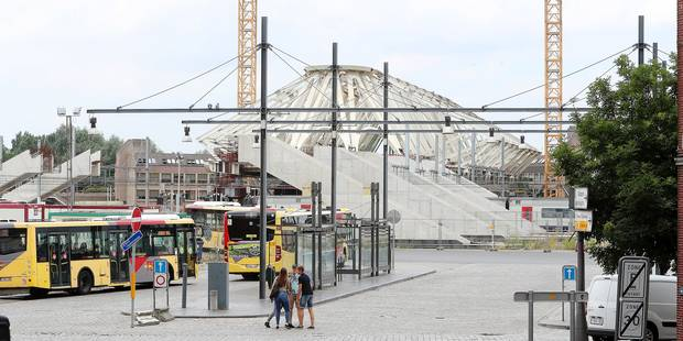 """Eric Thiébaut : """"Il y a eu du sabotage à la gare de Mons !"""" - La DH"""