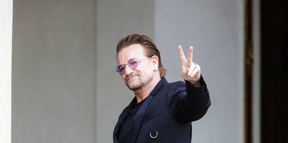 U2 annule un concert à St. Louis après des manifestations tendues