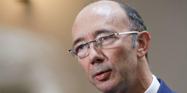 Rudy Demotte ne projette pas de demander la confiance de la majorité bruxelloise - La DH