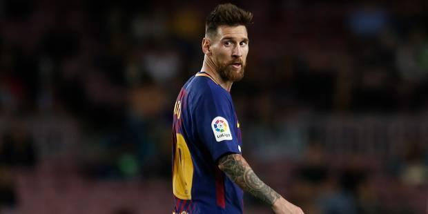 Les statistiques incroyables de Lionel Messi - La DH