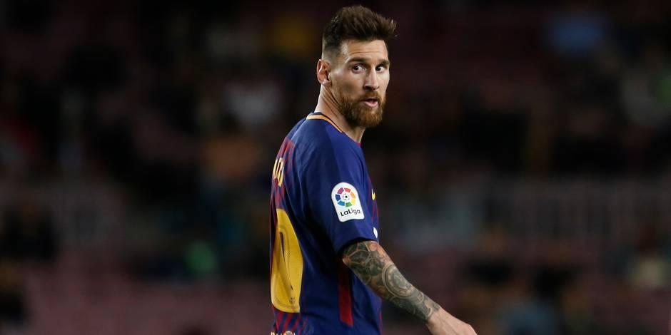 Les statistiques incroyables de Lionel Messi