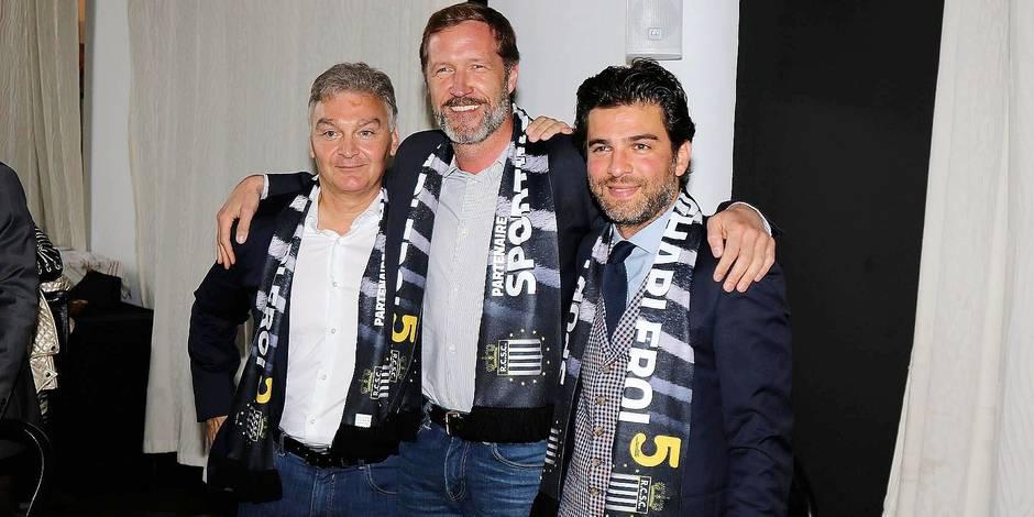 """Charleroi a fêté les 5 ans de la reprise du club : """"Ce n'est que le début"""""""