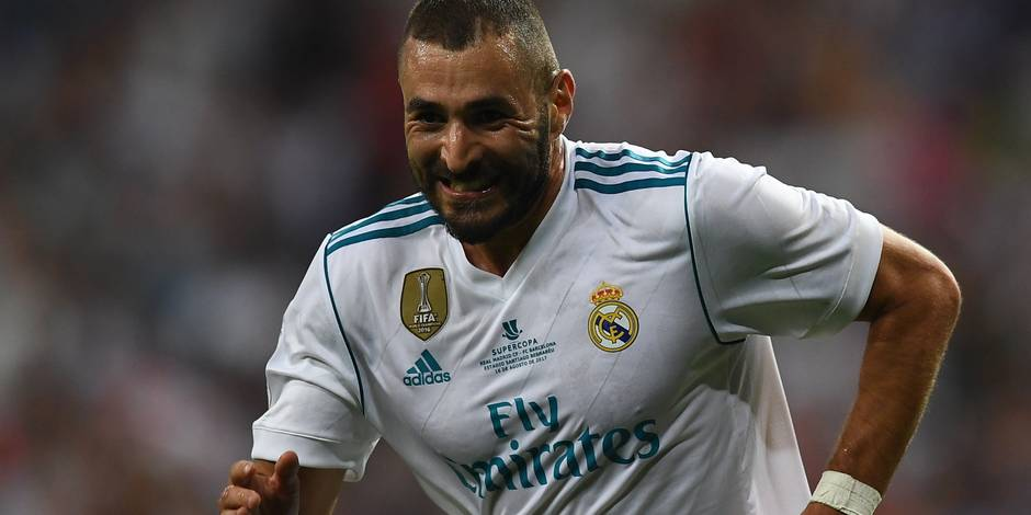 Karim Benzema prolonge au Real jusqu'en 2021