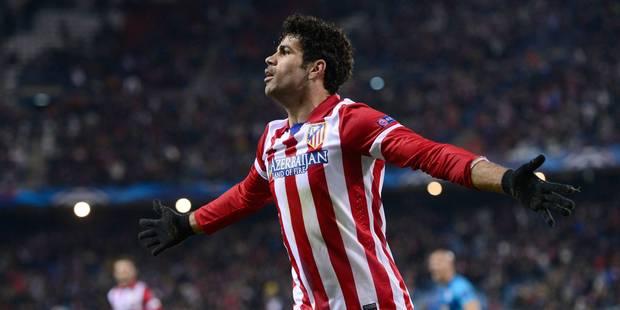 Diego Costa à l'Atlético de Madrid, c'est fait annonce le club espagnol - La DH