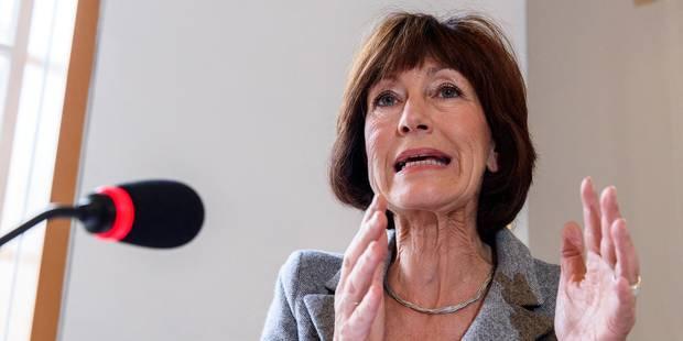 En commission d'enquête, Laurette Onkelinx affirme n'avoir nullement agi en sous main au profit du Samusocial - La DH