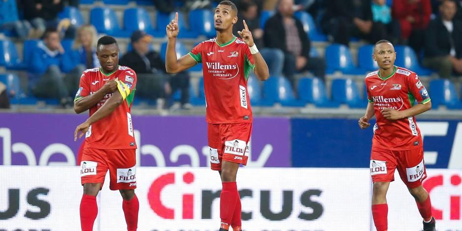 Ostende partage à Genk (1-1) et court toujours après sa première victoire en championnat