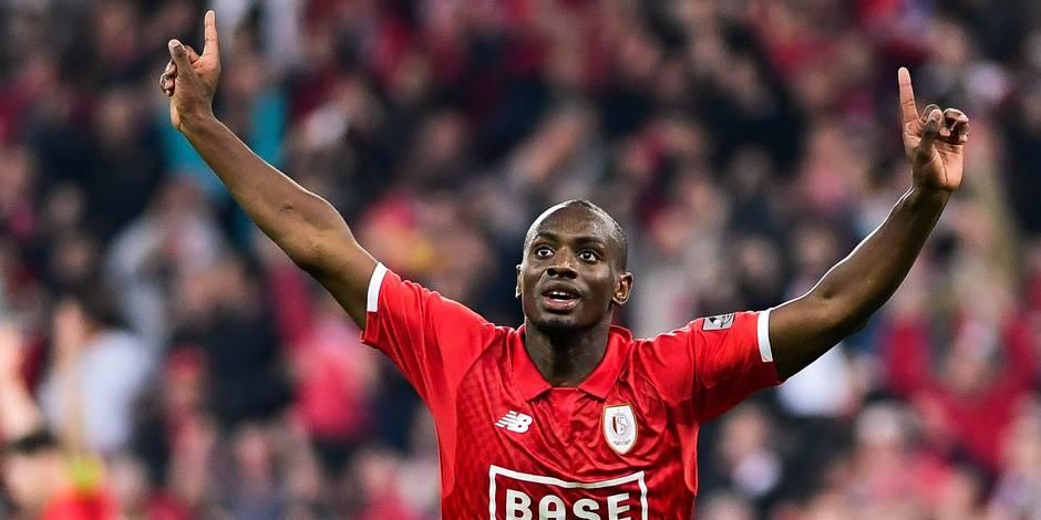 Polo Mpoku sauve la tête de Sa Pinto et offre la victoire au Standard contre Lokeren (2-1)