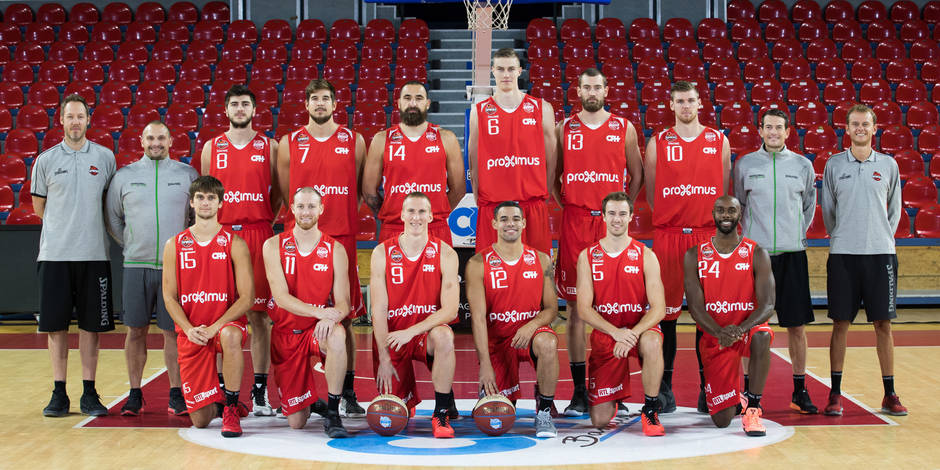EuroMillions Basket: Le Spirou s'impose d'un point au Brussels; McNeaill réussit ses débuts avec Wilelbroek