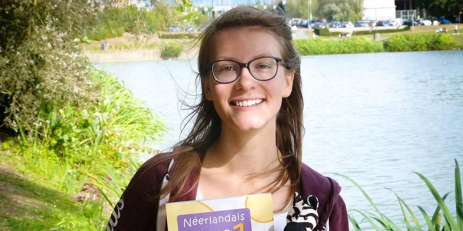Namur: à 17 ans, Pauline écrit son 2e manuel scolaire