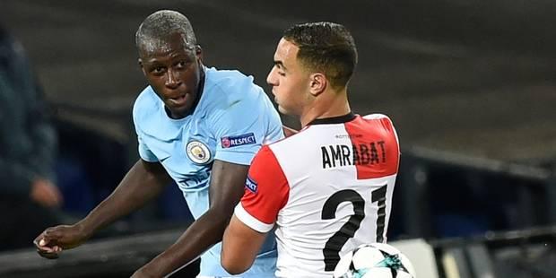 Manchester City privé de Benjamin Mendy pour plusieurs mois ! - La DH