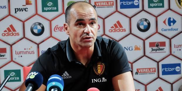 """L'absence de Nainggolan, une """"décision footballistique"""" de Martinez (VIDEO) - La DH"""