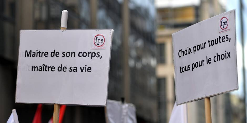 Près de 30.000 avortements ont lieu chaque année en Belgique