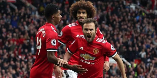Premier League: Manchester United provisoirement seul en tête - La DH