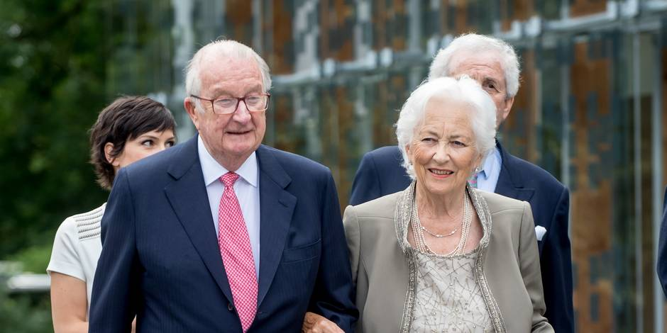 Party on the occasion of the 80th birthday of Queen Paola
