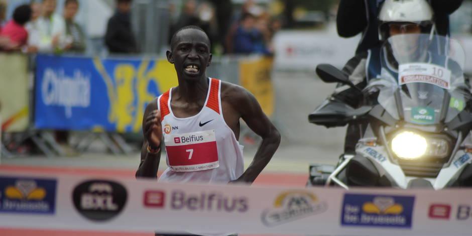 Triplé kenyan au marathon de Bruxelles