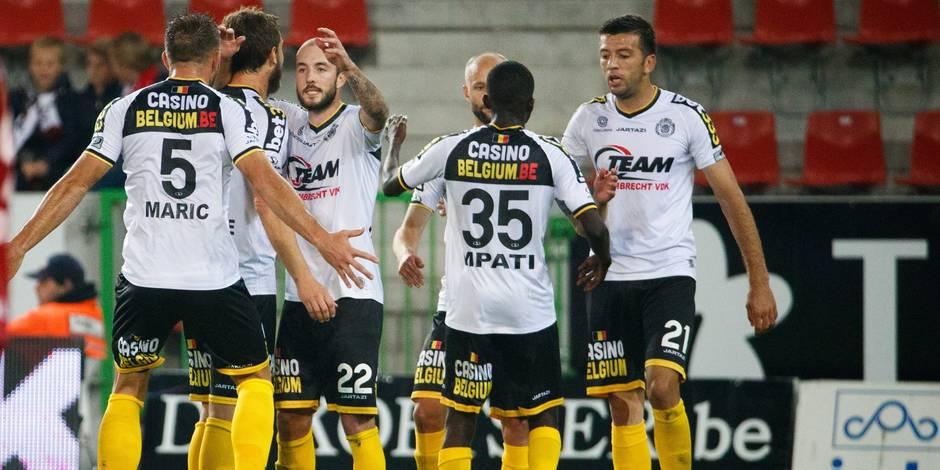 Zulte-Waregem surpris à domicile 1-3 par Lokeren