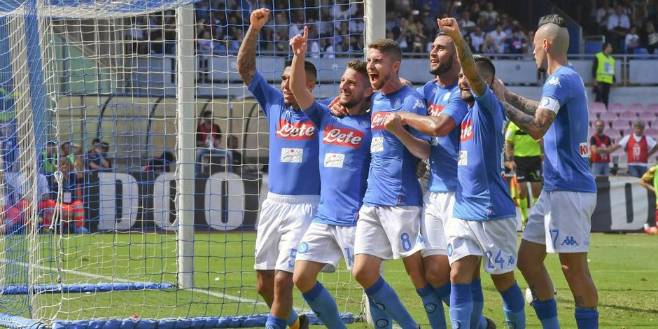 Serie A: Naples prend la main