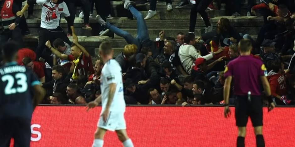 Le témoignage poignant d'un stadier lillois, blessé dans les événements à Amiens