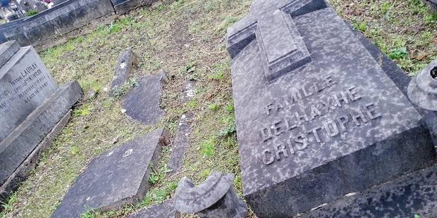 Liège : sans glyphosate, les cimetières passent au vert ! - La DH