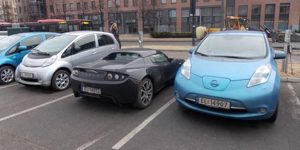 La voiture électrique victime de son succès en Norvège! - La DH