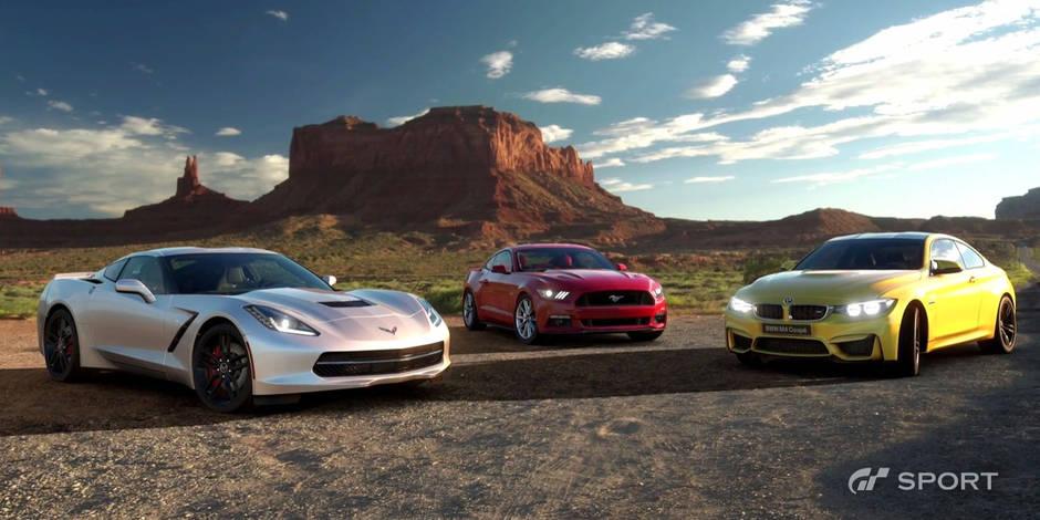 Une démo de quatre jours pour Gran Turismo Sport