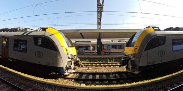 Grèves prévues les 9 et 10 octobre: aucun gréviste ne pourra bloquer le trafic ferroviaire - La DH