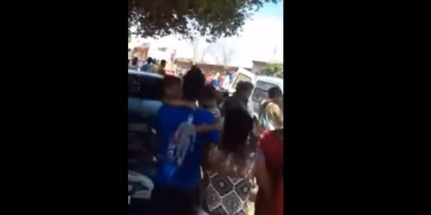 L'horreur au Brésil: des enfants de quatre ans et leur enseignante aspergés d'alcool et brûlés vifs par le gardien de la...