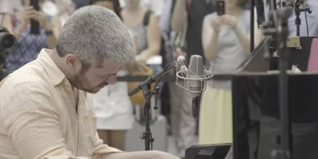 Grégoire réagit avec humour à sa reprise totalement ratée d'Oasis (VIDEO) - La DH