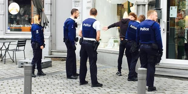 Deux dealers arrêtés dans le quartier de la gare de Mons - La DH