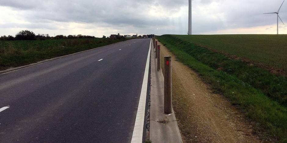 Villers-la-Ville: La route de Chassart bientôt en travaux