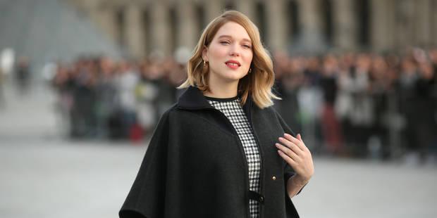 """Léa Seydoux : """"Je rencontre des hommes comme Harvey Weinstein tout le temps"""" - La DH"""