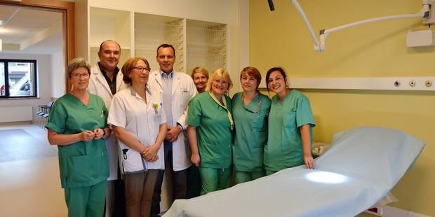 Wallonie picarde : Le CHwapi ouvre un nouveau centre d'orthopédie - La DH