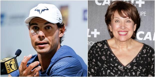 Nadal réclame 100.000 euros à Roselyne Bachelot, qui l'avait accusé de dopage - La DH