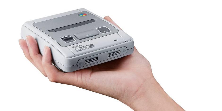 SNES Classic Mini : un joyau en petit format