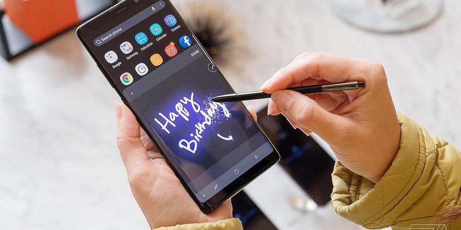 Après le flop magistral du Galaxy Note 7, que vaut le Galaxy Note 8? Découvrez notre test