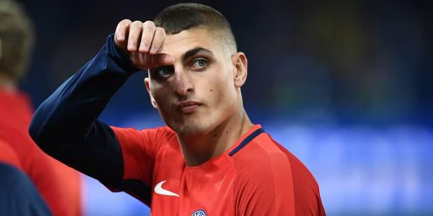 Anderlecht-PSG: Quatre titulaires parisiens pourraient déclarer forfait - La DH