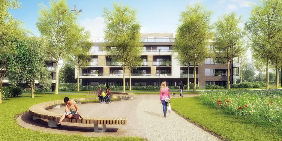Un nouveau quartier vert va accueillir près de 400 logements
