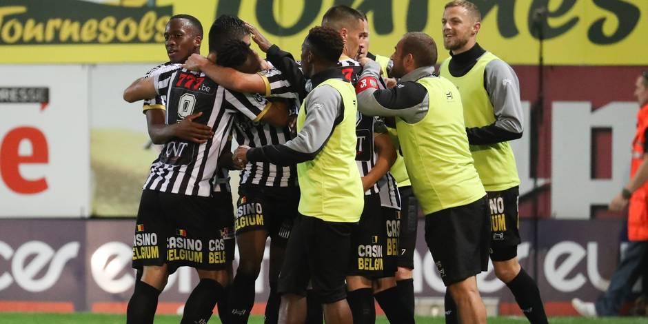 Charleroi réalise son meilleur début de saison depuis 49 ans