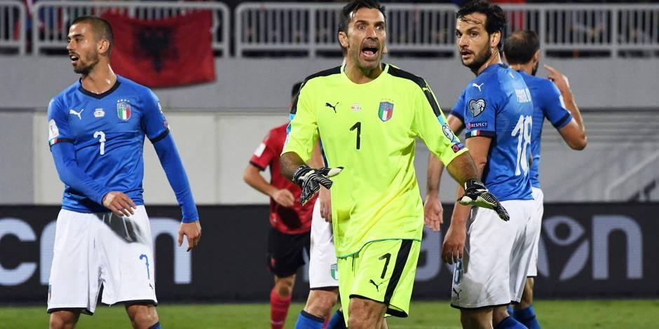 Barrages du Mondial: Quels adversaires pour lL'Italie, la Suisse ou la Croatie?