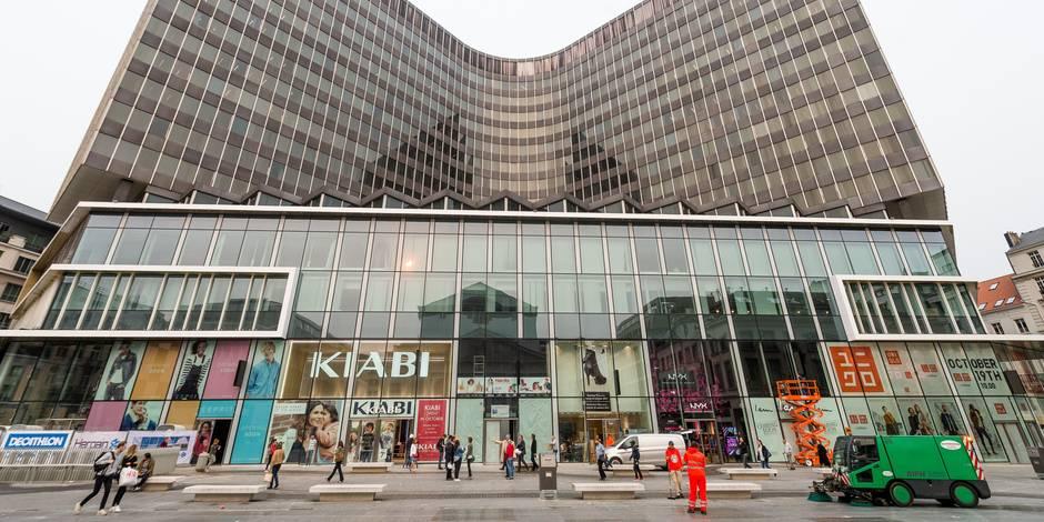 Bruxelles-Ville: Visite au coeur du centre commercial du piétonnier