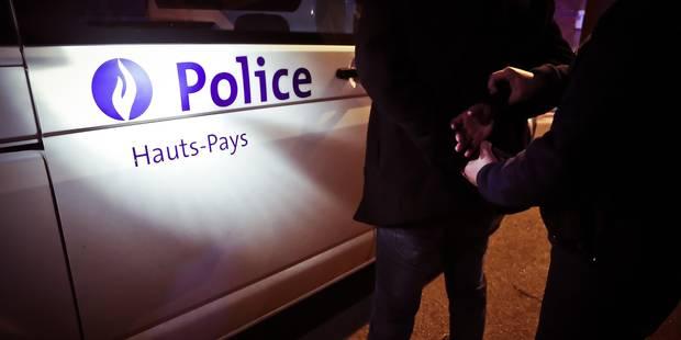 Tentative de meurtre sur un policier en pleine intervention à Dour - La DH
