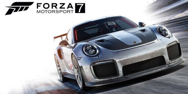Forza Motorsport 7: magnifique et agréable - La DH