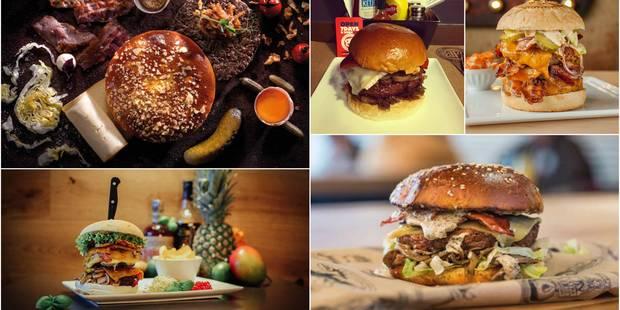 Où manger les meilleurs burgers de Bruxelles ? - La DH