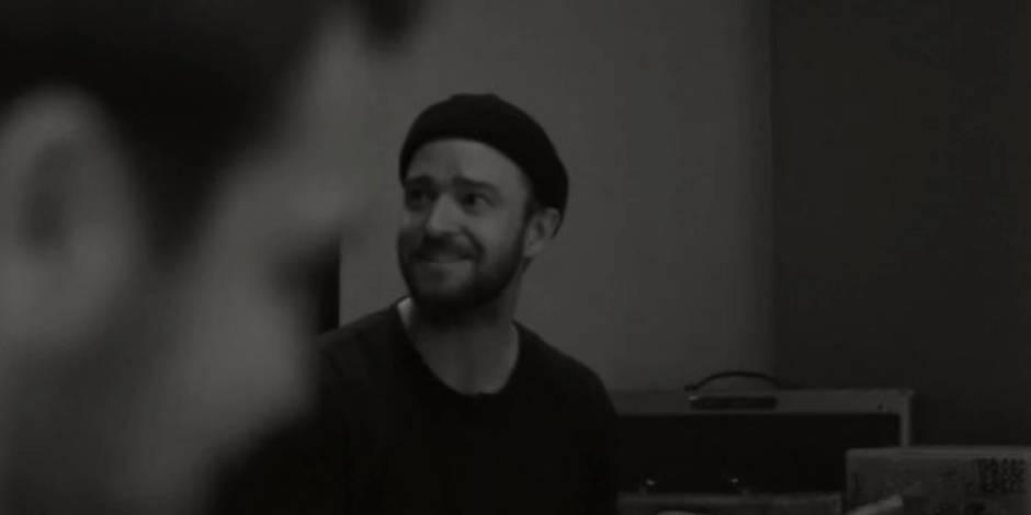 Justin Timberlake cache des mots d'amour dans sa dernière chanson pour Jessica Biel