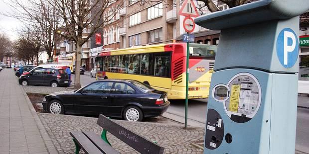 """Liaison Fleurus - BSCA : """"La ville ne doit pas devenir un parking"""" - La DH"""