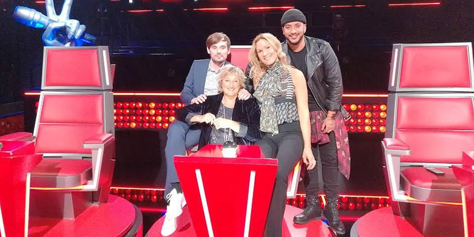 Slimane d j le chouchou de the voice belgique la dh - Tv discount belgique ...